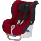 Autosedačka Britax Max-Way - Flame Red