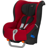 Autosedačka Britax Max-Way Black Series - Flame Red