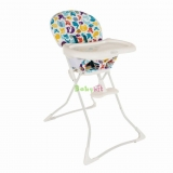 Jídelní židlička Graco Tea Time - Into The Woods