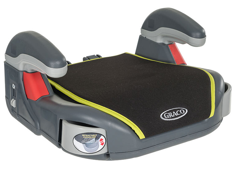 Podsedák Graco Booster - Sport Lime