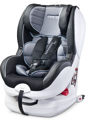 Autosedačka Caretero Defender Isofix Plus - Grey