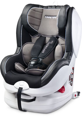 Autosedačka Caretero Defender Isofix Plus - Graphite