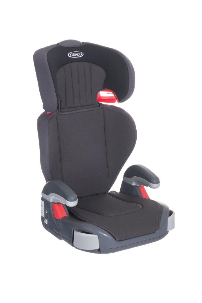 Autosedačka Graco Junior Maxi - Midnight Black