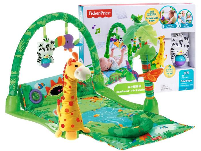 Fisher Price Rainforest Anleitung