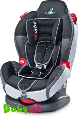 Autosedačka Caretero Sport Turbo - Graphite