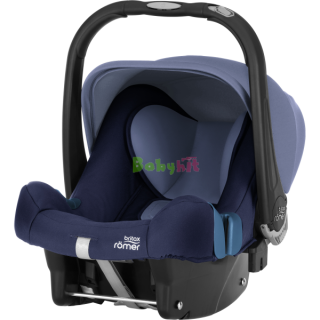 Autosedačka Britax Römer Baby-Safe Plus SHR II - Moonlight Blue