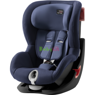 Autosedačka Britax Römer King II Black Series - Moonlight Blue