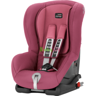 Autosedačka Britax Römer Duo Plus - Wine Rose
