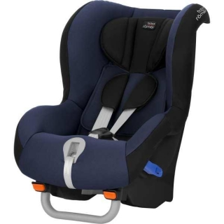 Autosedačka Britax Römer Max-Way Black - Moonlight Blue