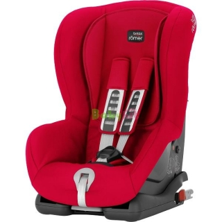 Autosedačka Britax Römer Duo Plus - Fire Red