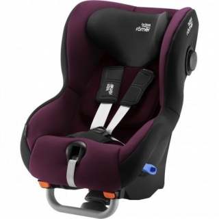 Autosedačka Britax Römer Max-Way Plus - Burgundy Red